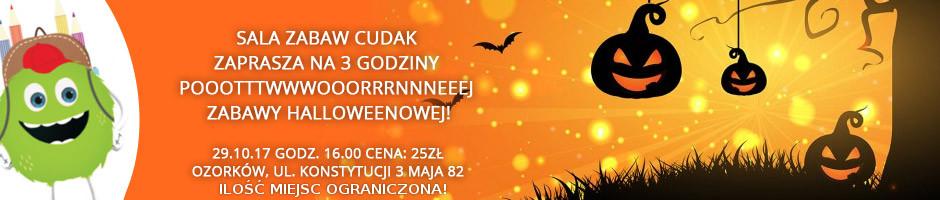Halloween party - CUDAK